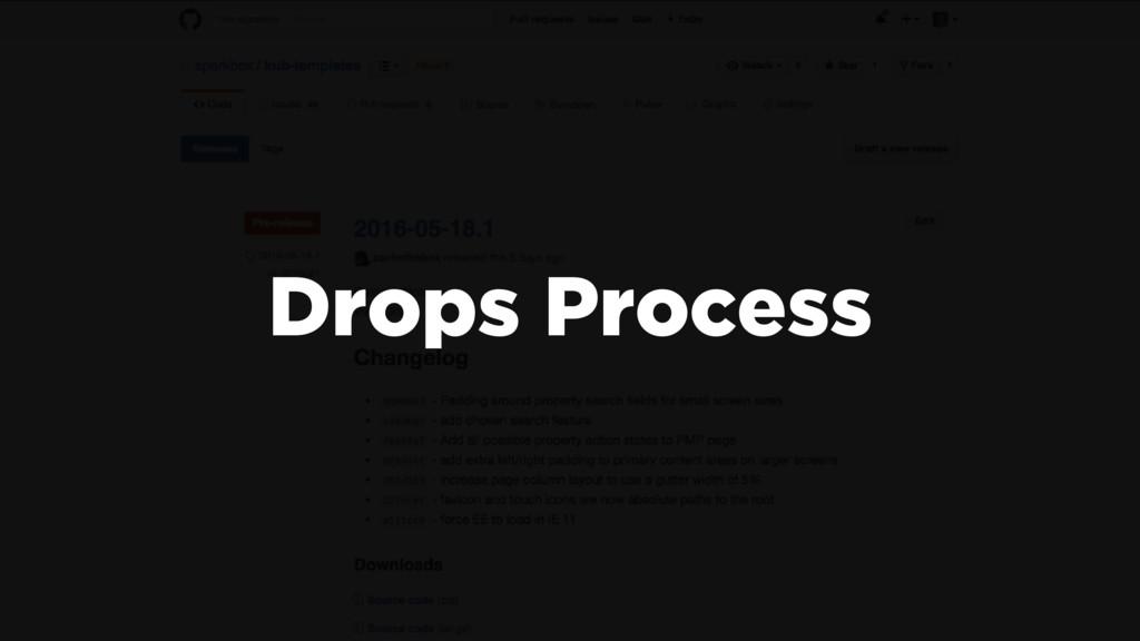 Drops Process