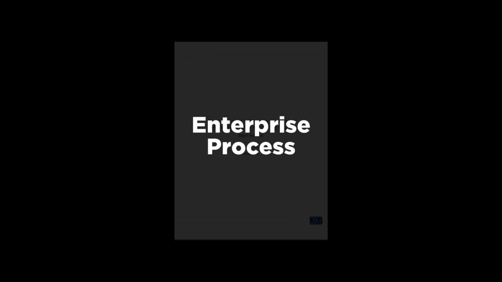 Enterprise Process