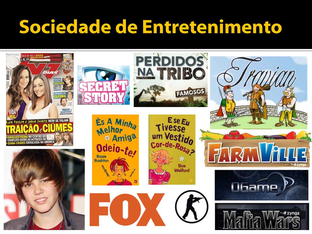 Sociedade de Entretenimento
