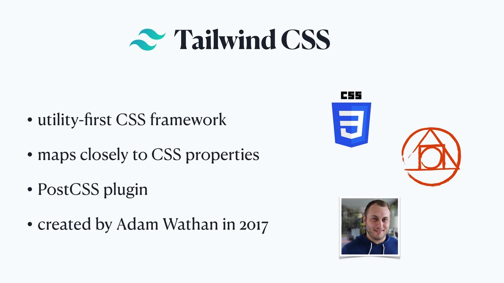 Tailwind CSS • utility-first CSS framework • map...