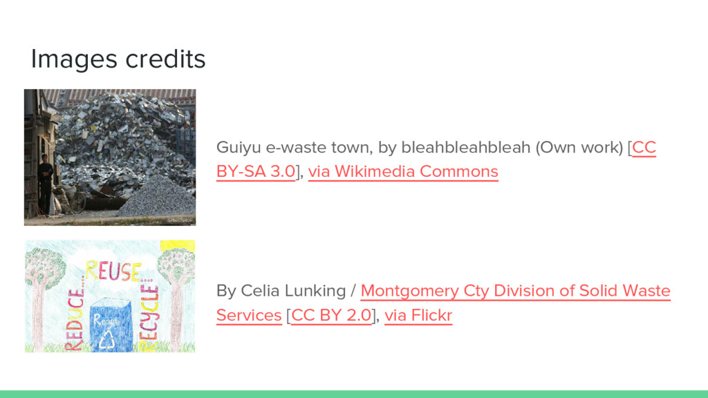 Images credits Guiyu e-waste town, by bleahblea...