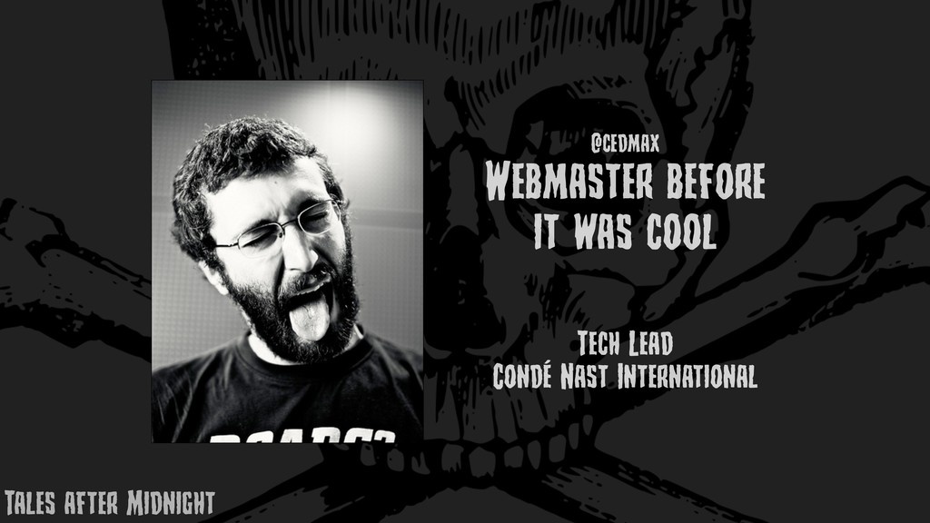 TalEs aftEr Midnight @cEdmax WEbmastEr bEforE i...