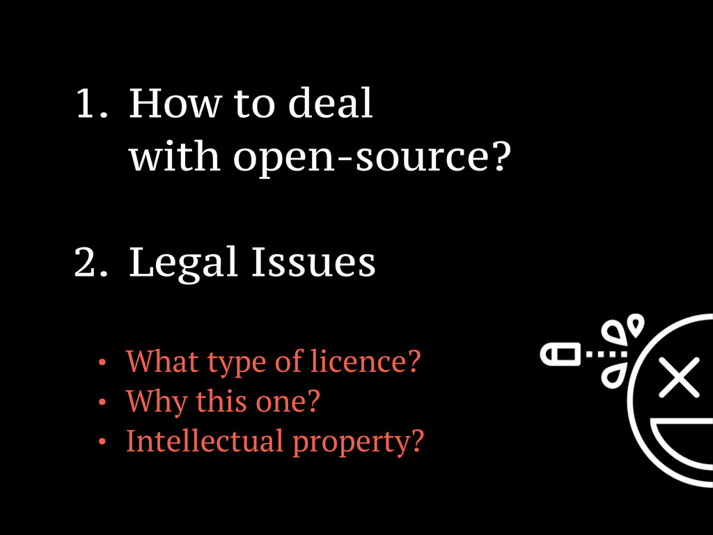 1. How to deal