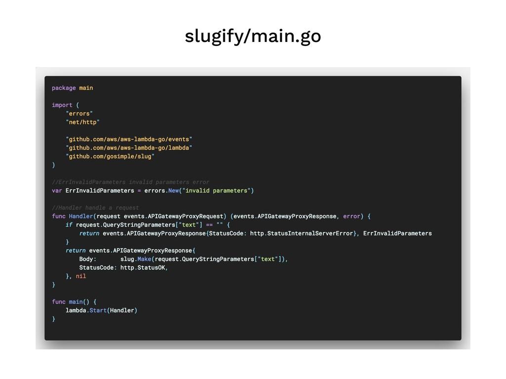 slugify/main.go