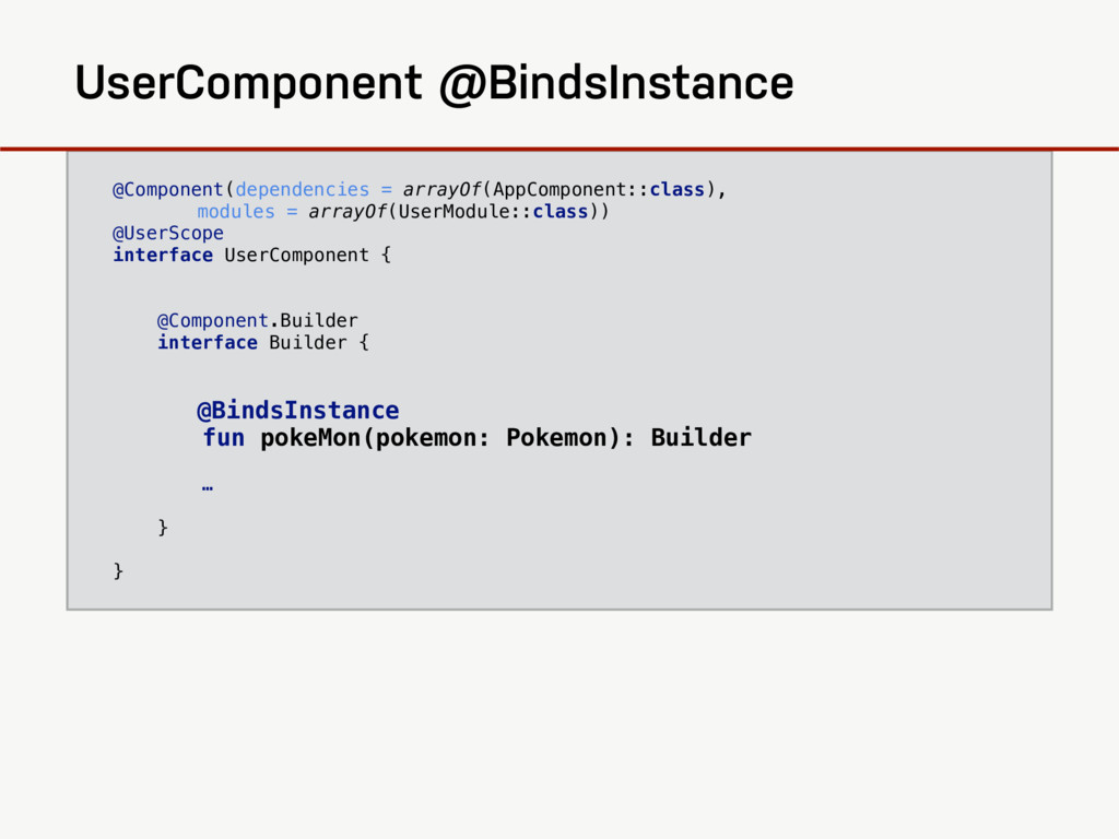 @Component(dependencies = arrayOf(AppComponent:...