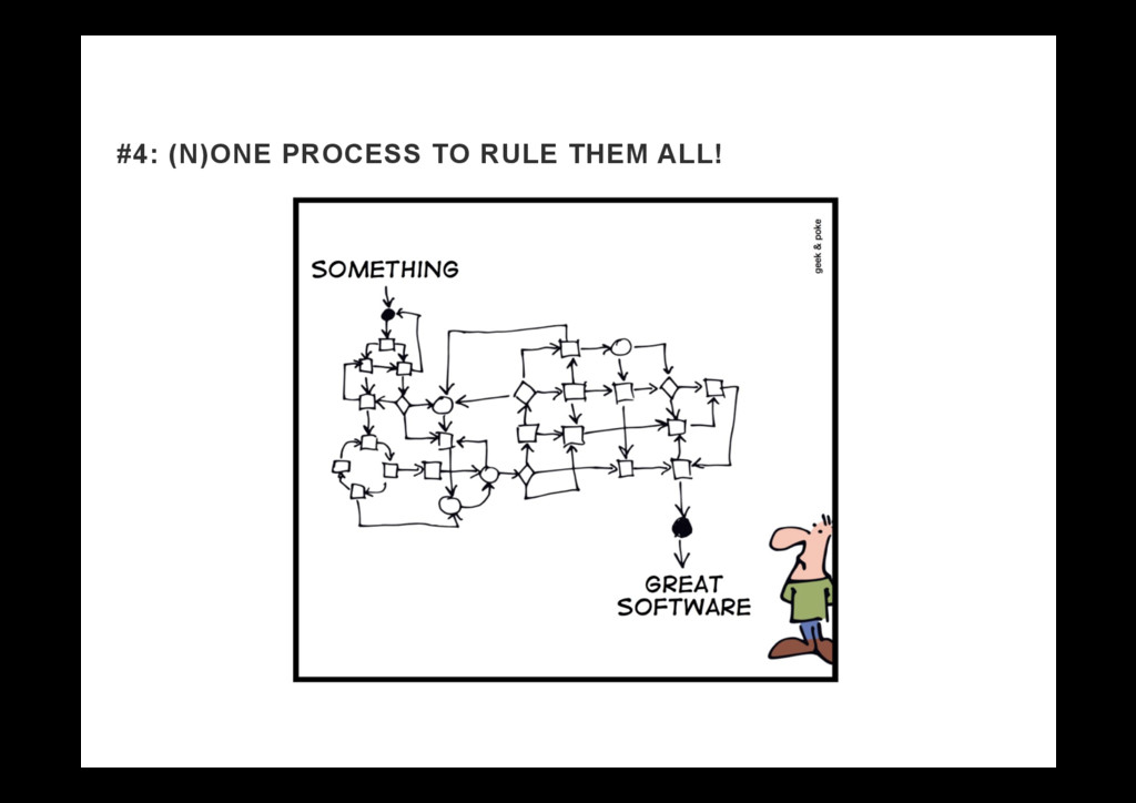 #4: (N)ONE PROCESS TO RULE THEM ALL!