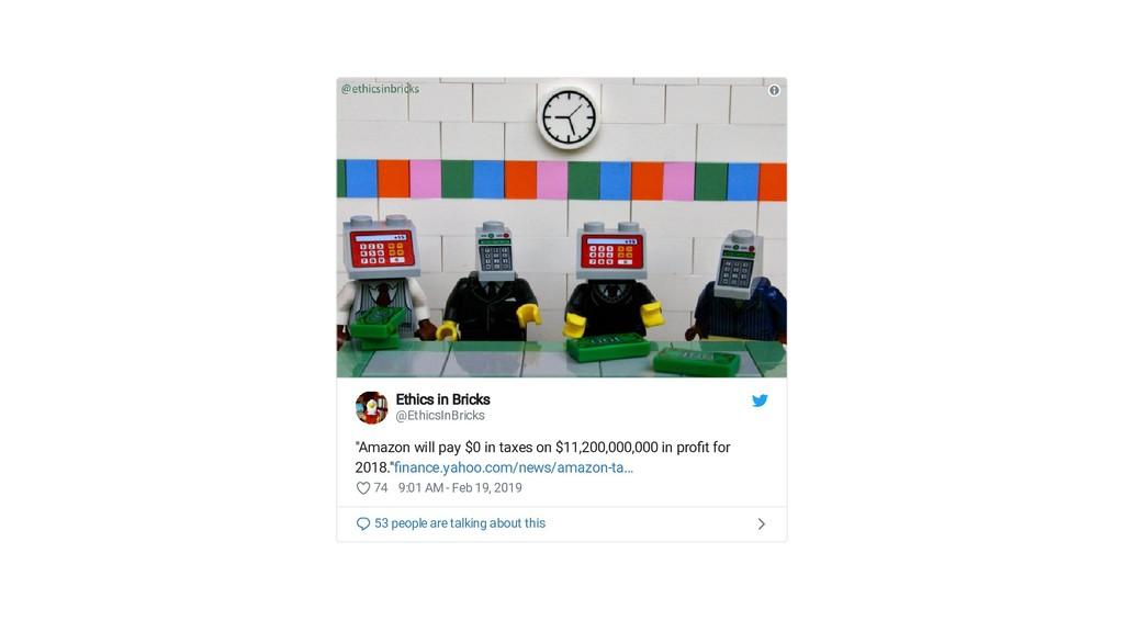 Ethics in Bricks Ethics in Bricks @EthicsInBric...