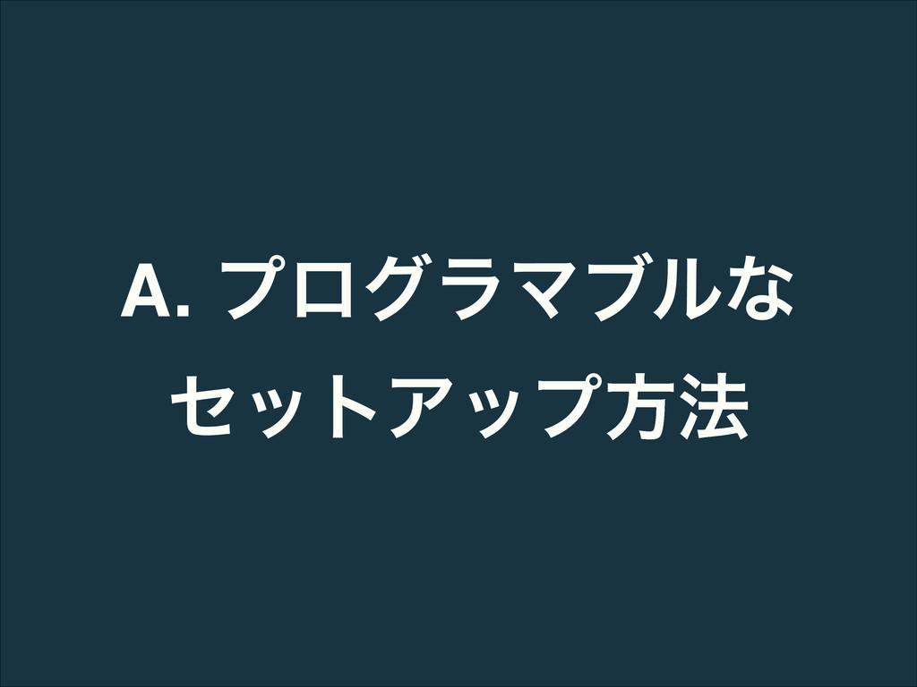 A. ϓϩάϥϚϒϧͳ ηοτΞοϓํ๏