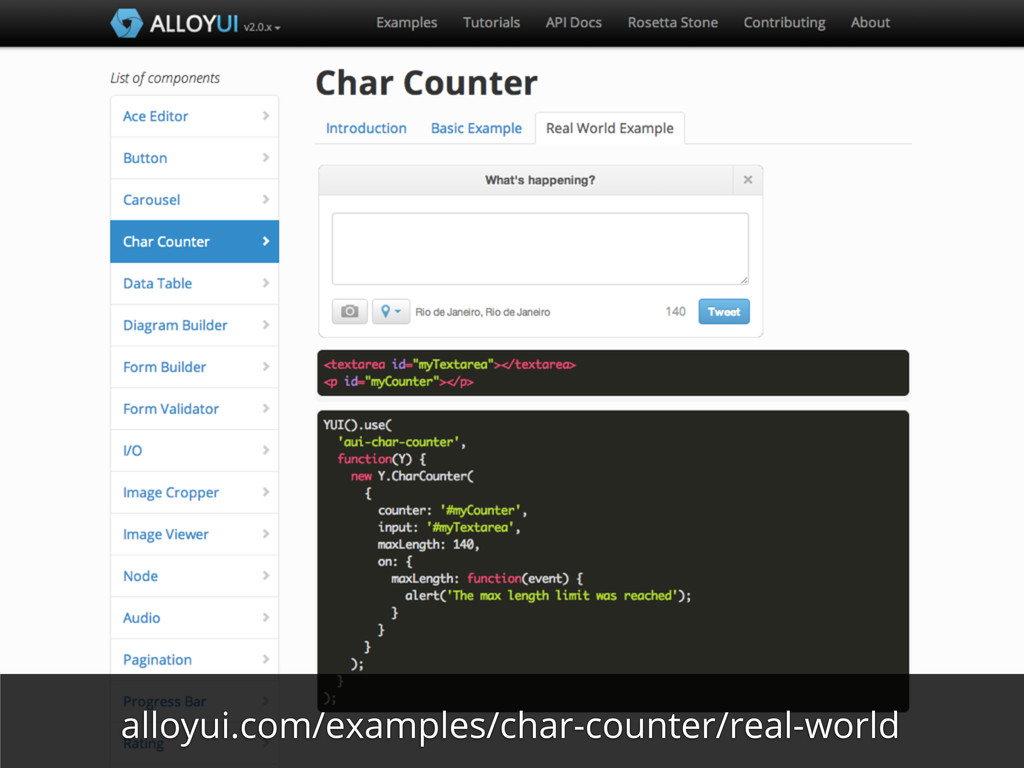 alloyui.com/examples/char-counter/real-world