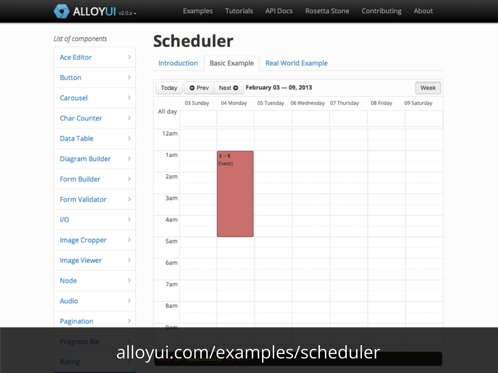 alloyui.com/examples/scheduler