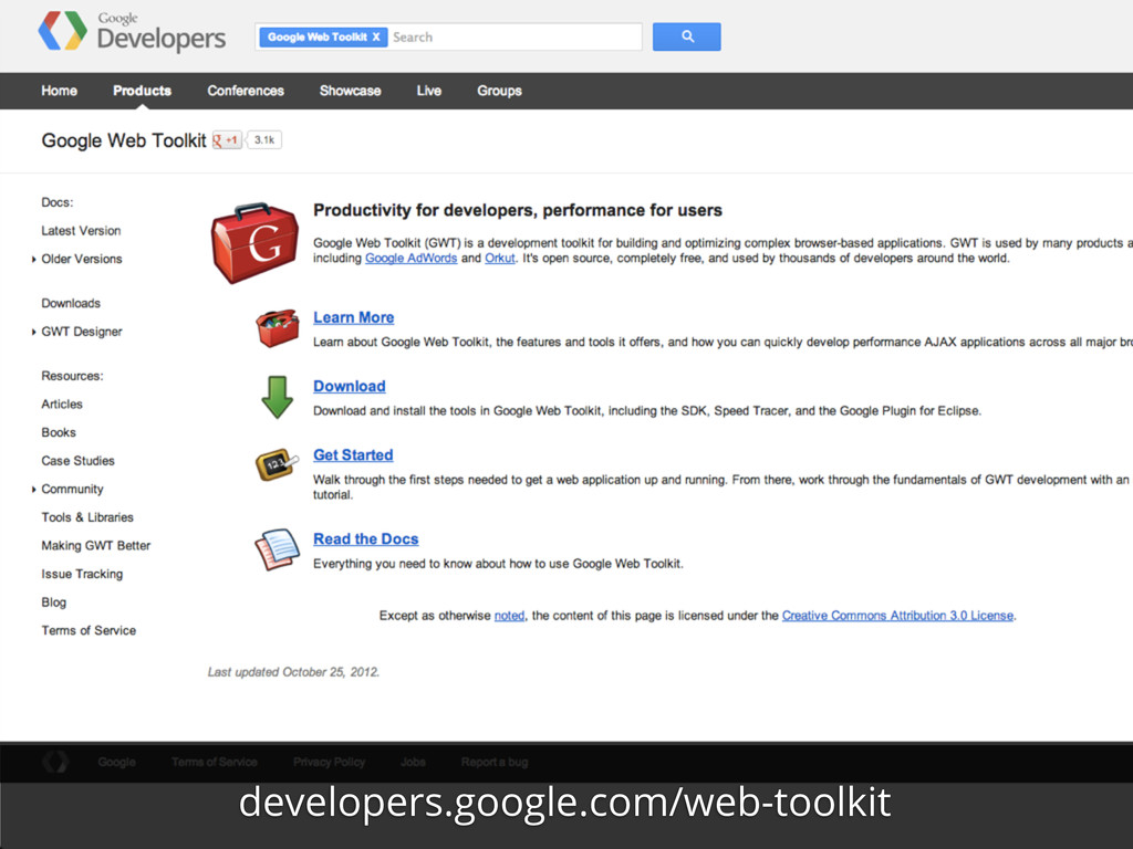developers.google.com/web-toolkit