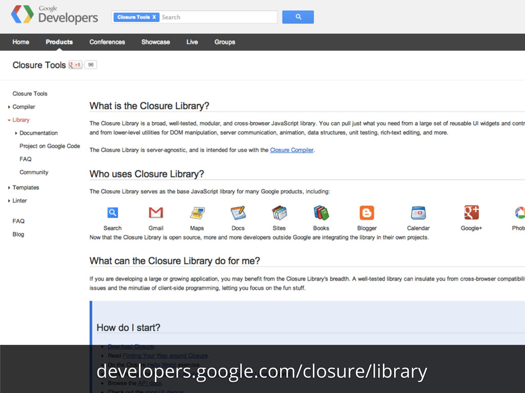 developers.google.com/closure/library