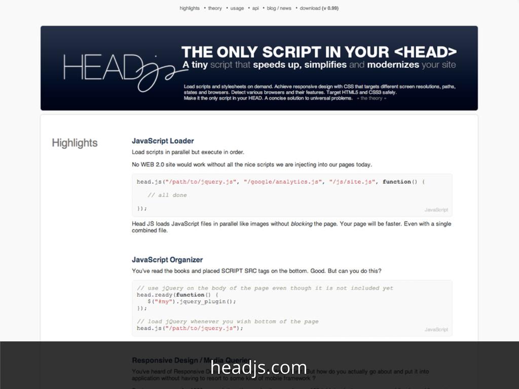 headjs.com
