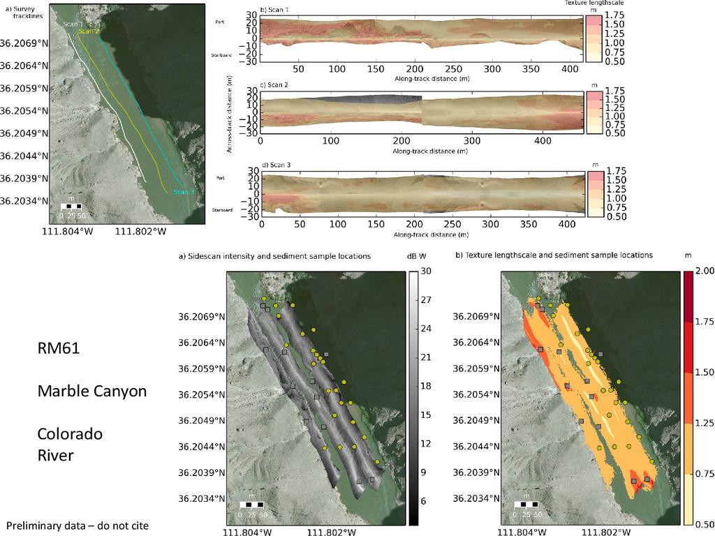 RM61 Marble Canyon Colorado River Preliminary d...