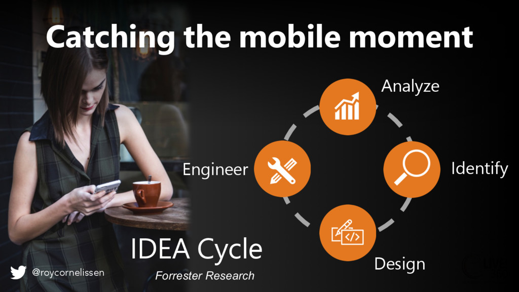 Catching the mobile moment Identify Design Engi...
