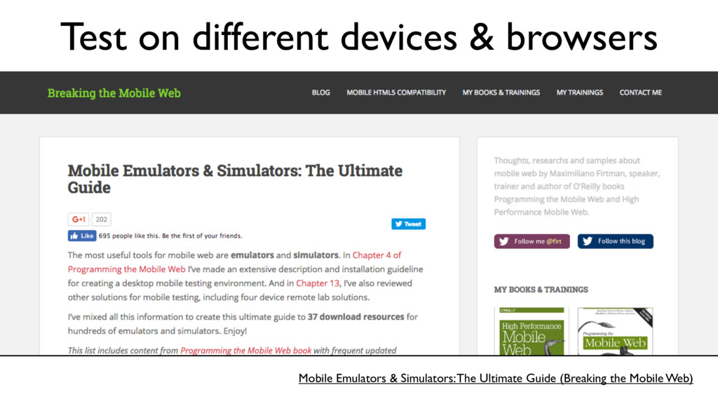 Mobile Emulators & Simulators: The Ultimate Gui...