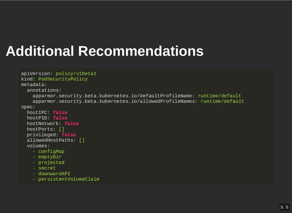 / Additional Recommendations Additional Recomme...