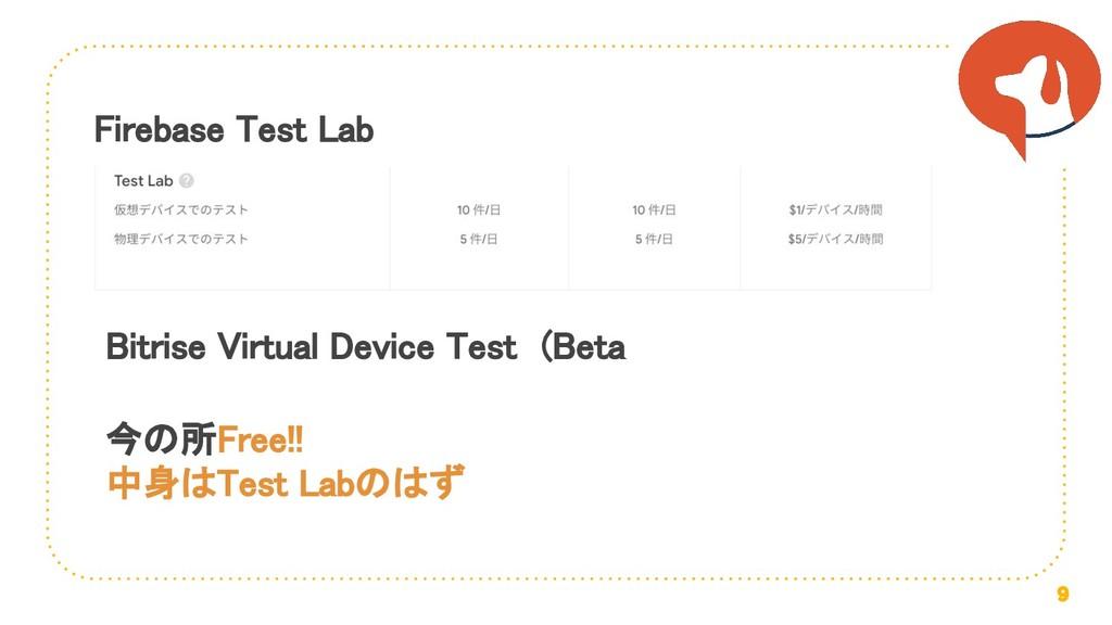 Firebase Test Lab Bitrise Virtual Device Test ...