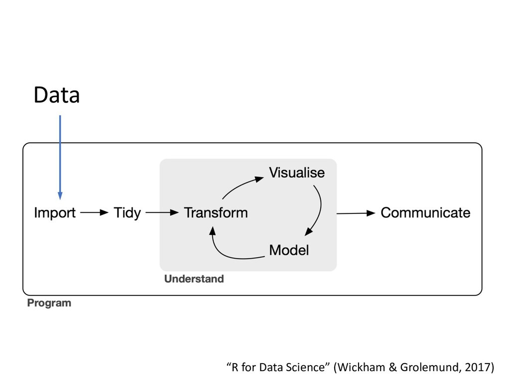 """R for Data Science"" (Wickham & Grolemund, 2017..."