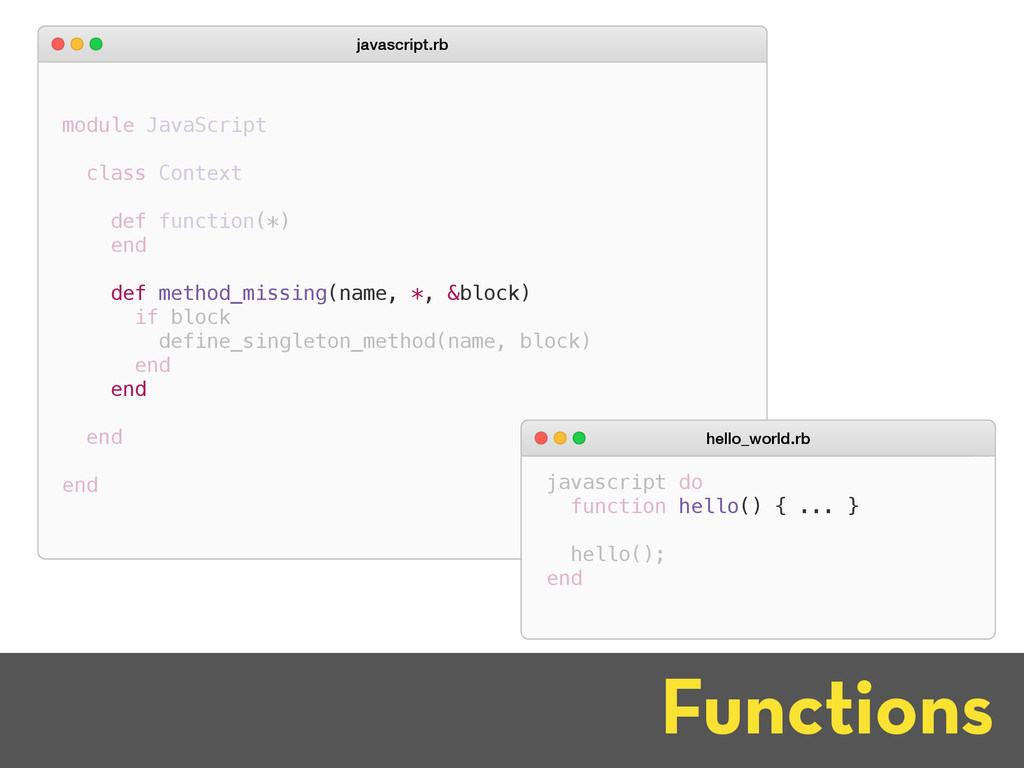 javascript.rb module JavaScript class Context d...