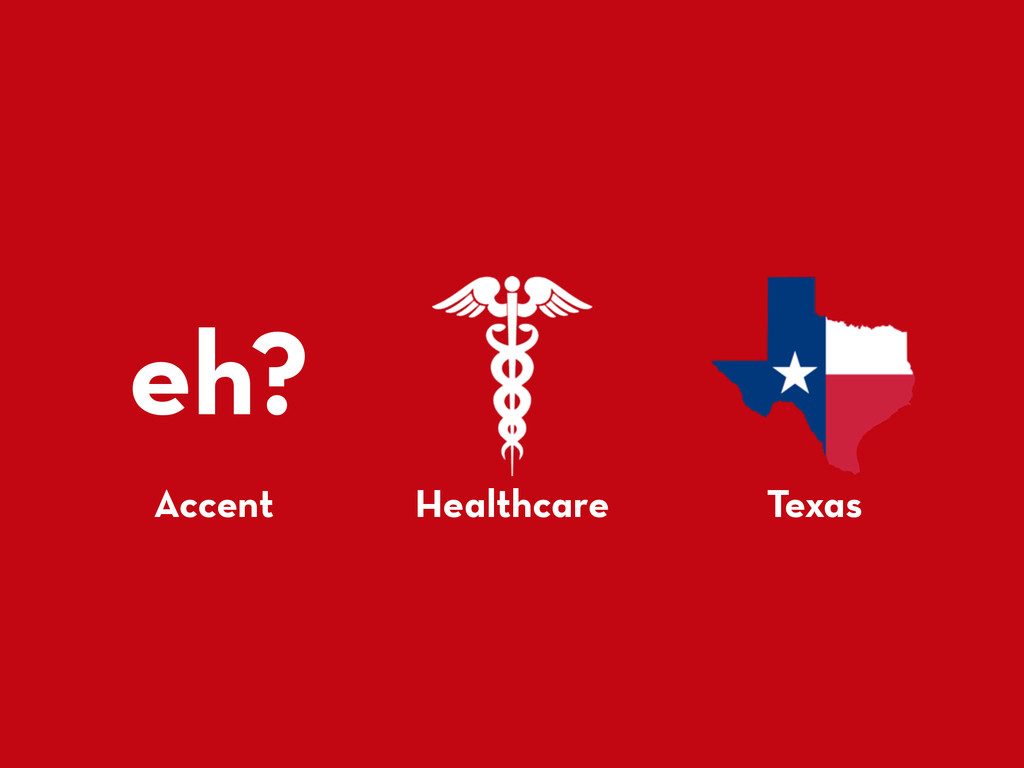 eh? Accent Healthcare Texas