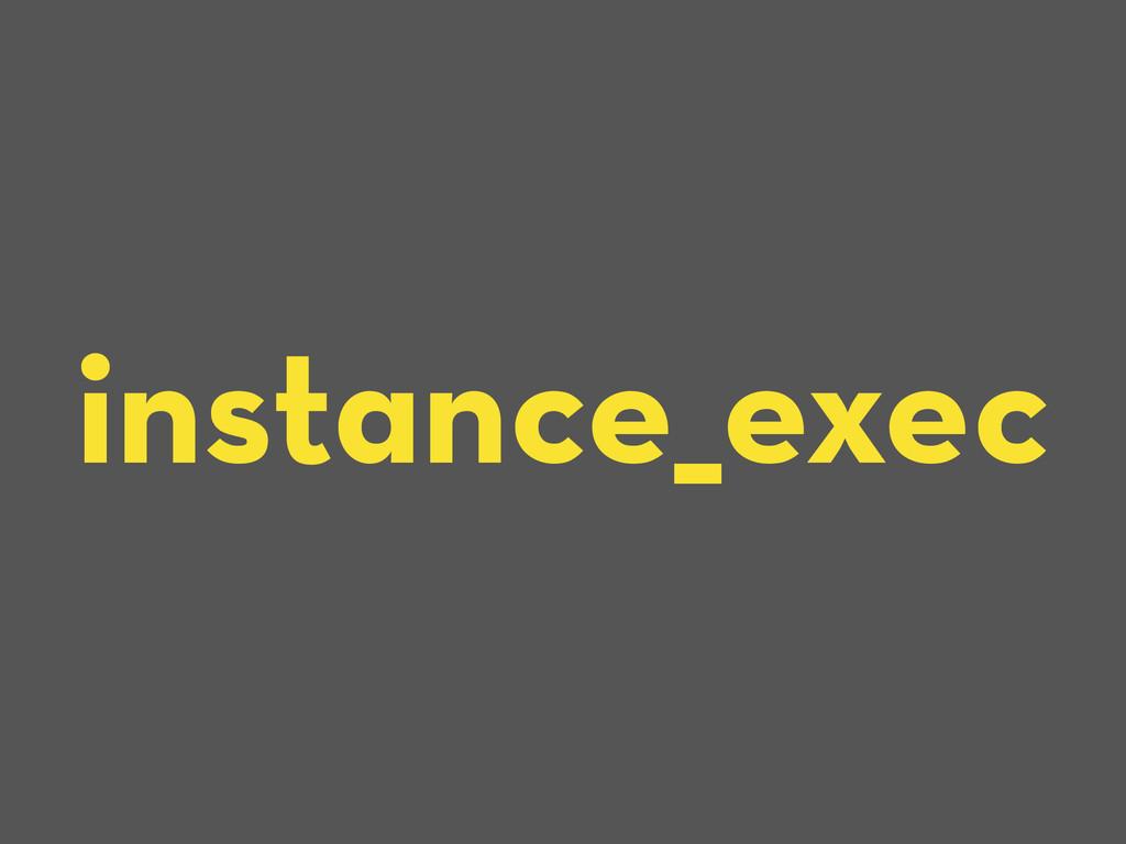 instance_exec
