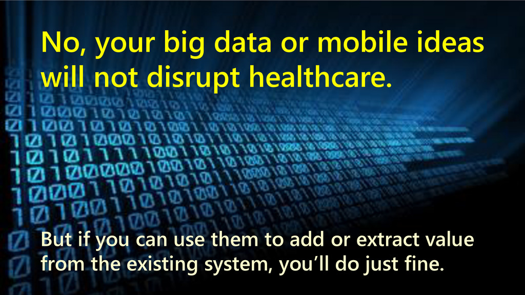 www.netspective.com 6 No, your big data or mobi...