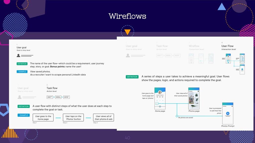 Wireflows 40