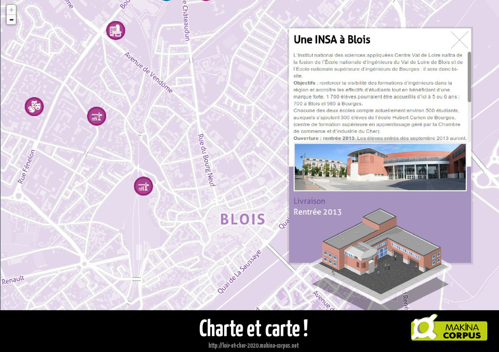 Charte et carte ! http://loir-et-cher-2020.maki...