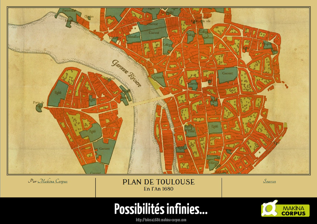 Possibilités infinies... http://tolosa1680.maki...