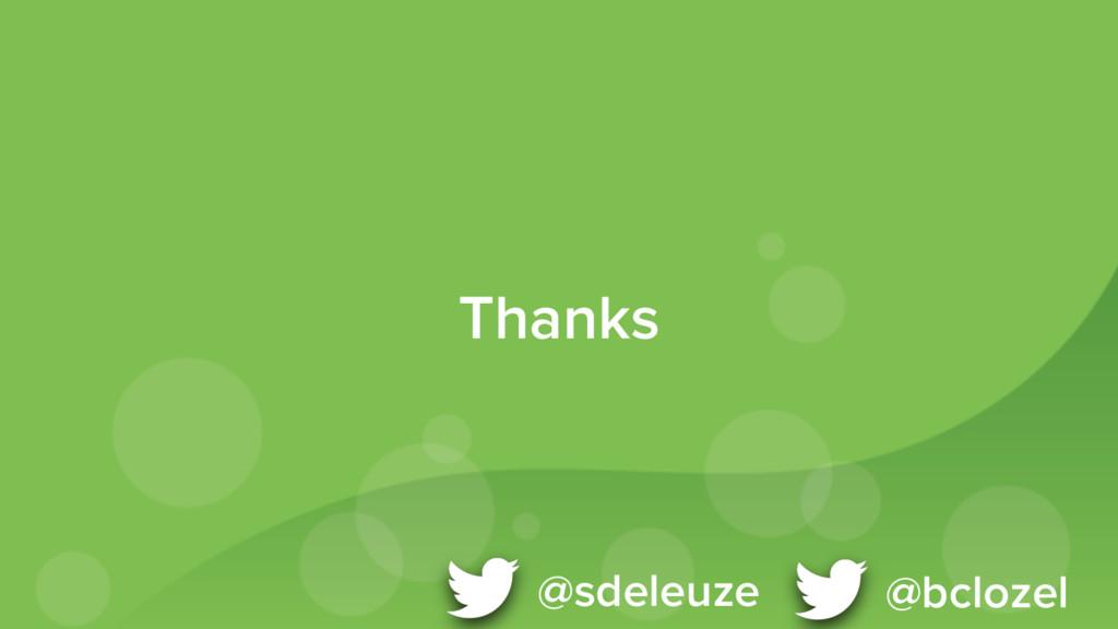 Thanks @sdeleuze @bclozel