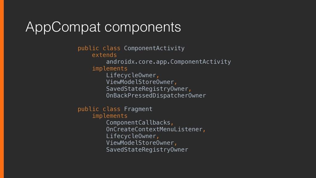 public class ComponentActivity extends androidx...