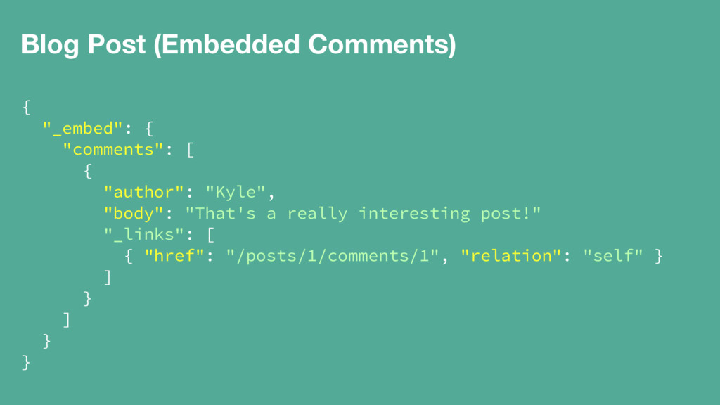 "Blog Post (Embedded Comments) { ""_embed"": { ""co..."