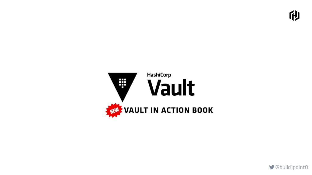 @build1point0  VAULT IN ACTION BOOK