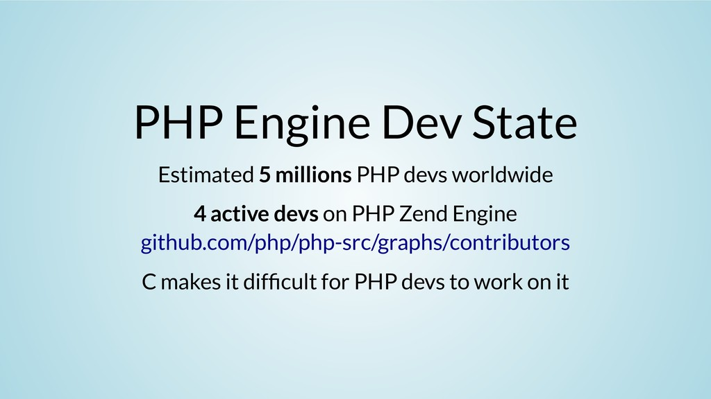 PHP Engine Dev State Estimated 5 millions PHP d...