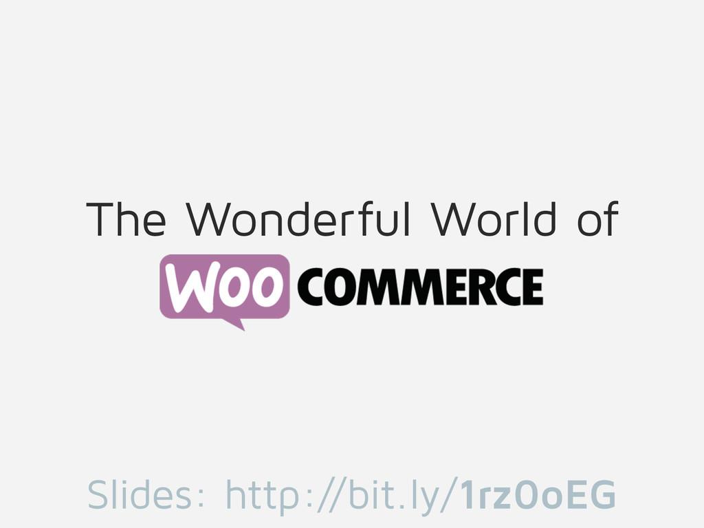 The Wonderful World of Slides: http://bit.ly/1r...