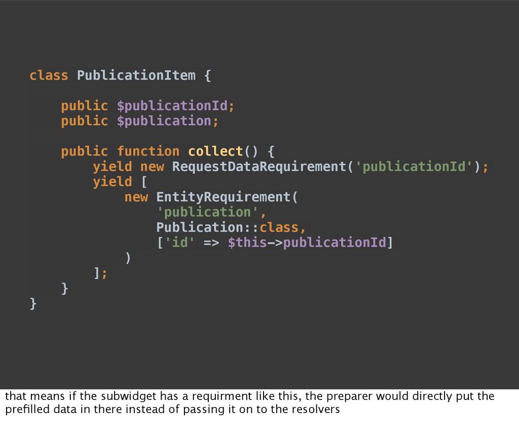 class PublicationItem { public $publicationId; ...