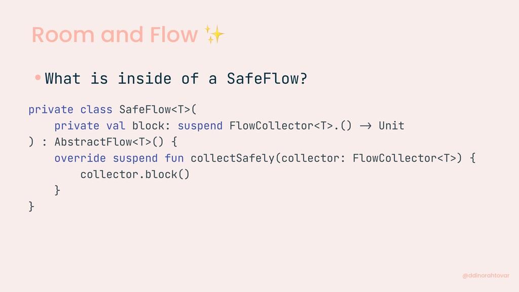 Room and Flow ✨ @ddinorahtovar private class Sa...