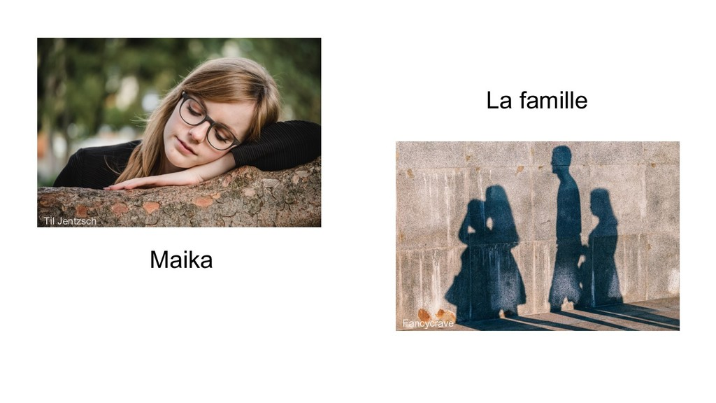 Maika La famille Fancycrave Til Jentzsch