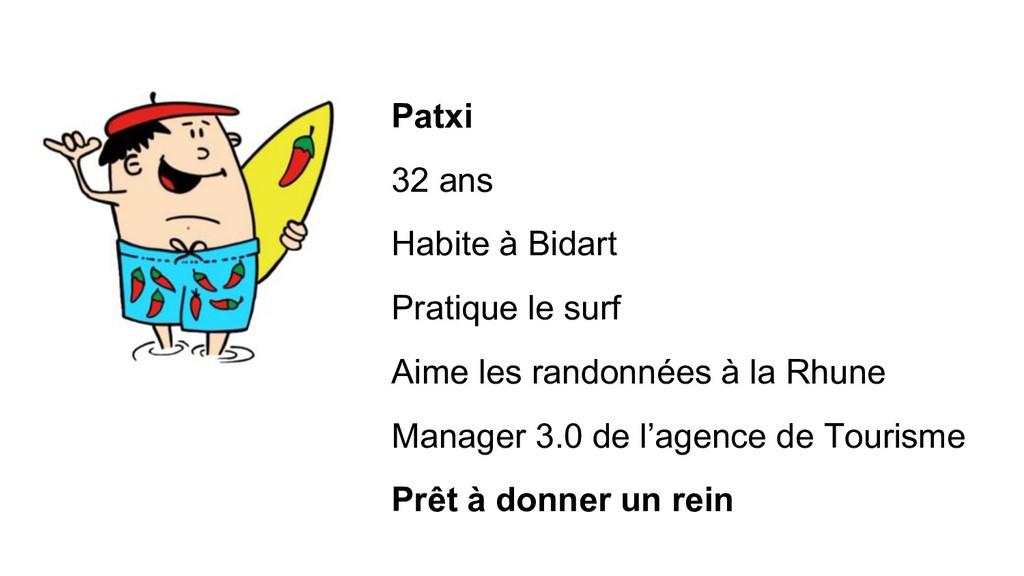 Patxi 32 ans Habite à Bidart Pratique le surf A...