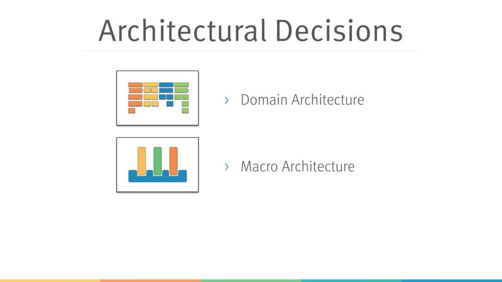 Architectural Decisions > Domain Architecture >...