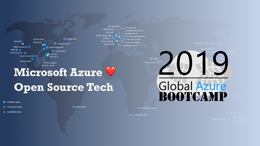 Microsoft Azure ❤ Open Source Tech