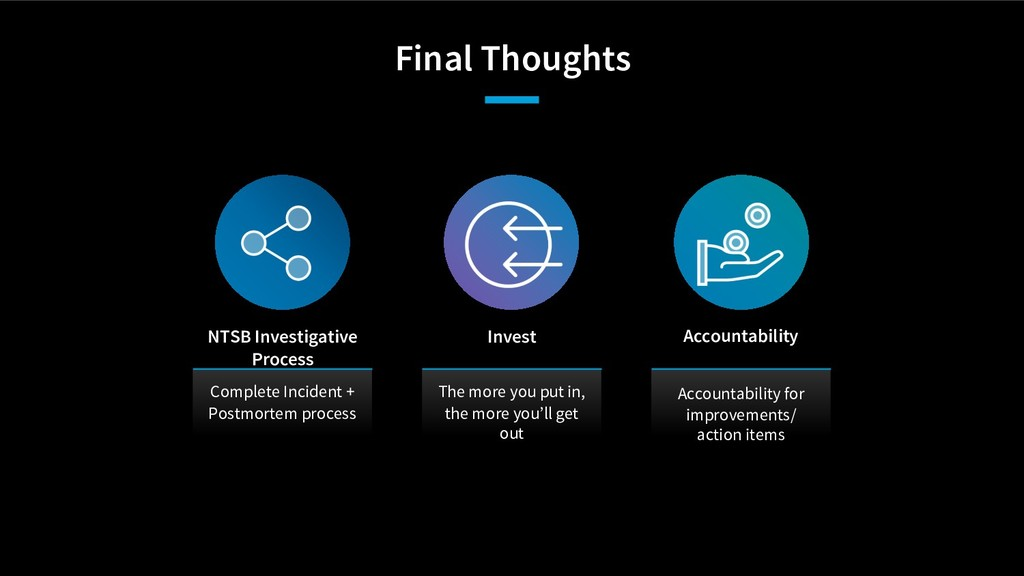 Final Thoughts Complete Incident + Postmortem p...
