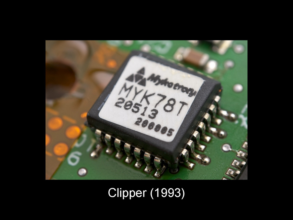 Clipper (1993)