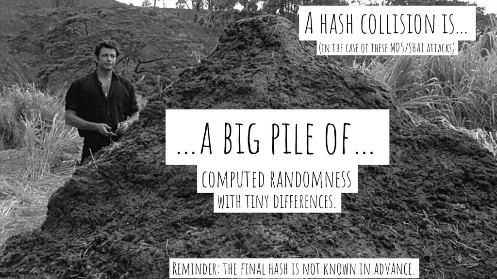29 …a big pile of…- computed randomness- with t...