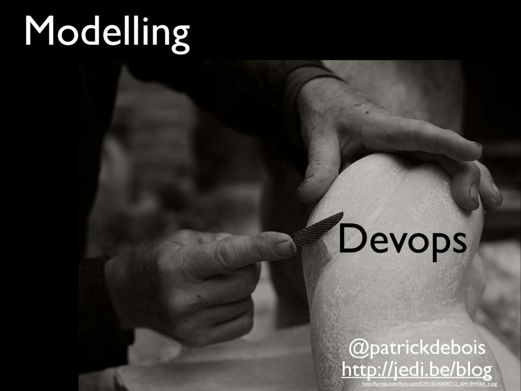 Modelling Devops http://farm6.staticflickr.com/5...