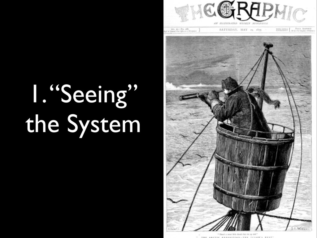 """1. """"Seeing"""" the System"""