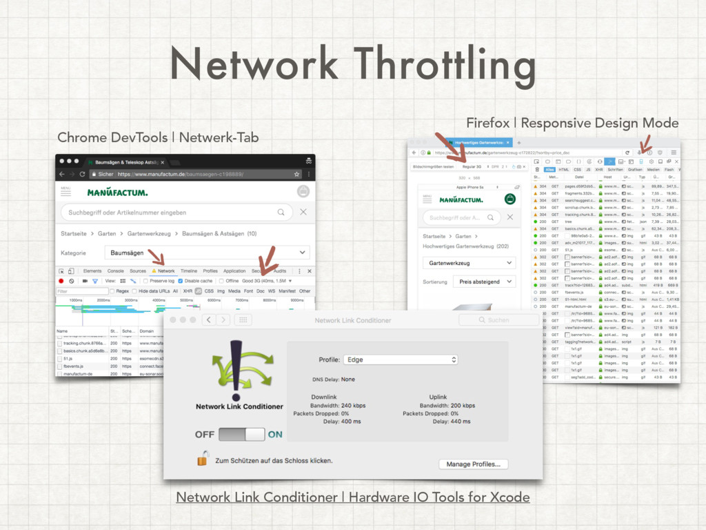 Network Throttling Chrome DevTools | Netwerk-Ta...