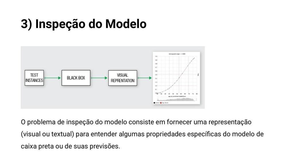 3) Inspeção do Modelo O problema de inspeção do...