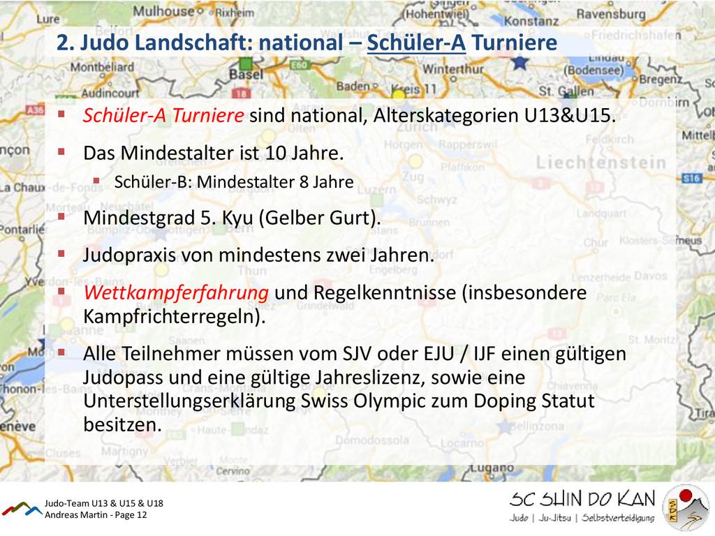 Andreas Martin - Page 12 2. Judo Landschaft: na...